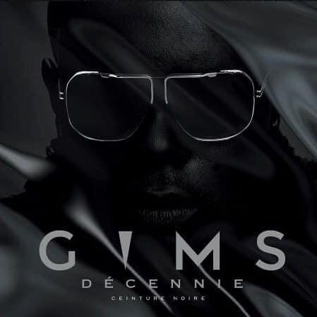 GIMS ANNONCE LA RÉÉDITION DE SON ALBUM «CEINTURE NOIRE» POUR LE 6 DÉCEMBRE